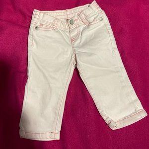 Pink size 6 m babygirl pants